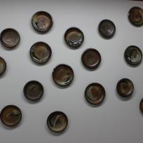 Platter Installation, 2012